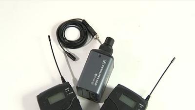 Funkanlagen EW100 Serie