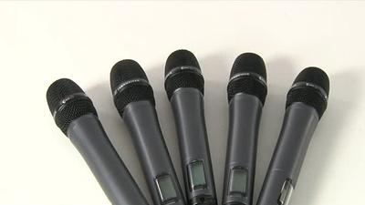 Sennheiser EW 100er Serie Vocal Funksyteme
