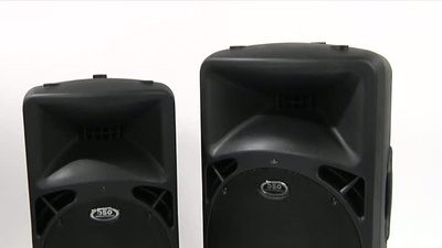 Behringer Eurolive PA Boxen D/D-Pro