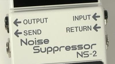 Boss NS-2 und GE-7