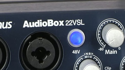 Presonus AudioBox Serie