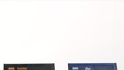 Korg Monotron Delay und Korg Monotron Duo