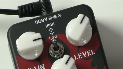 Harley Benton Overdrive Distortion Pedals