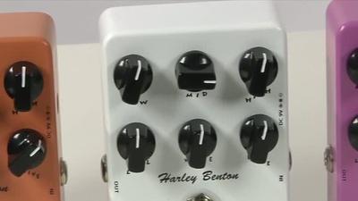 Harley Benton TrueTone Serie