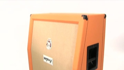 Orange PPC 412 Gitarrenboxen