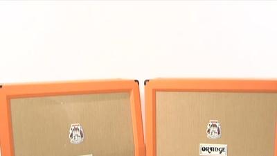 Orange PPC 412 Gitarrenboxen
