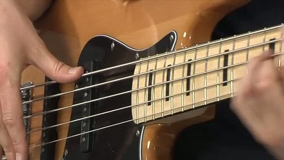 Fender Squier Vintage Modified Jazz Bass V NT