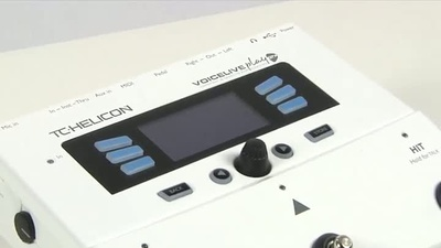 TC-Helicon VoiceLive Play / VoiceLive Play GTX