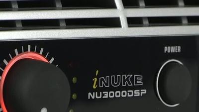Behringer iNuke NU3000DSP