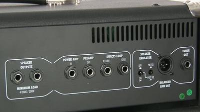 Kustom DE300 HD & DE610H