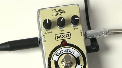 MXR Signature Distortion Pedale