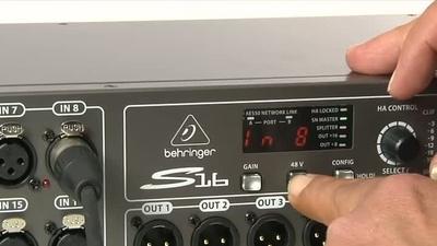Behringer S16