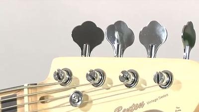 Harley Benton JB-75 NA Vintage Series E-Bass