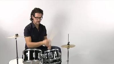 Millenium MX Jr.: 5-teilige Junior-Schlagzeuggarnitur