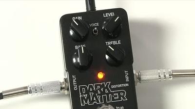 TC Electronic Dark Matter / Röttweiler E-Gitarreneffekt