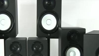 Yamaha aktive Monitore HS 5, HS 7, HS 8