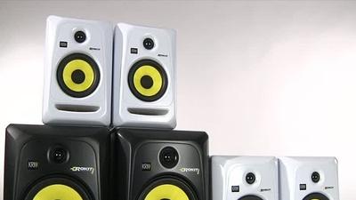 KRK RP5, RP6 und RP8 RoKit G3 SE: Studio Aktivmonitore