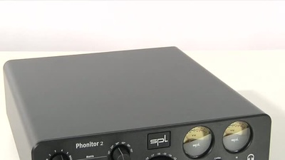 SPL Phonitor 2 - Monitor Controller