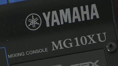 Yamaha MG Kleinmixer Serie
