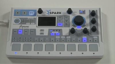 Arturia Spark LE Drum Workstation