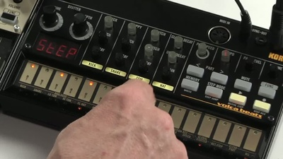 Korg Volca Synthesizer