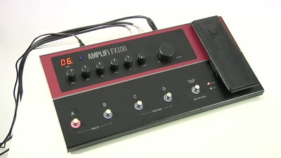 Line6 Amplifi FX100 Multieffekt