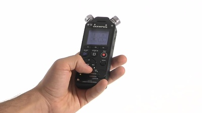 Olympus LS portable Digitalrekorder