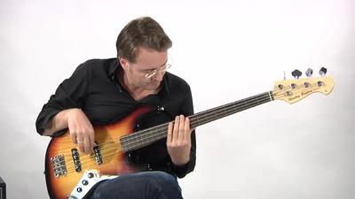 Harley Benton JB-40FL SB E-Bass