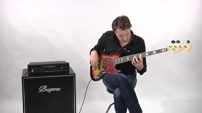 Harley Benton JB-75 Bass