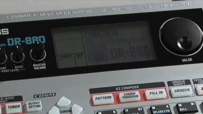 Boss DR-880 Dr. Rhythm Drumcomputer