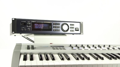 Roland Integra-7: Synthesizer Soundmodull