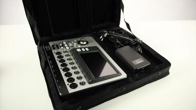 QSC TouchMix 8/16: kleinformatige Digitalmixer