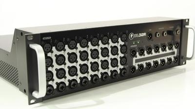 Mackie DL32R: 32 Kanal-Digital Mixer