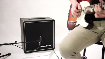 Harley Benton G112 Vintage Gitarrenbox