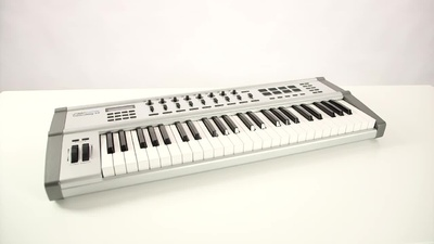 Swissonic ControlKey 49/61/88: Midi-Keyboard