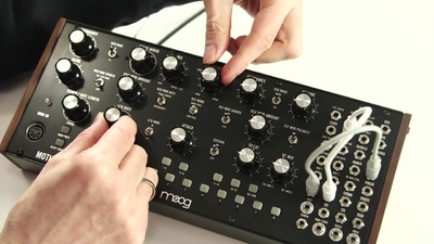 Moog Mother-32 Sounds