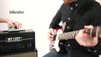 Harley Benton Power Attenuator Sounds