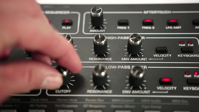 Dave Smith Sequential Prophet 6 Sounds