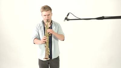 Thomann TSS-350 Sopran-Saxophone
