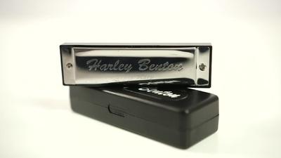 Harley Benton Blues Harmonica C-Dur