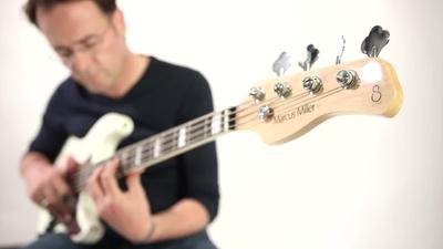 Marcus Miller V7 Alder-4 Serie Sound Only