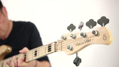 Marcus Miller V7 Vintage Swamp Ash-5 Serie