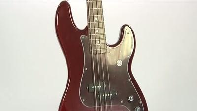Harley Benton PJ-4 HTR E-Bass