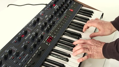 Dave Smith & Tom Oberheim OB-6