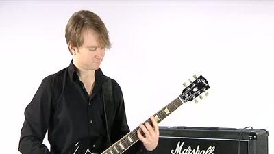 Marshall JVM410H Gitarren Top