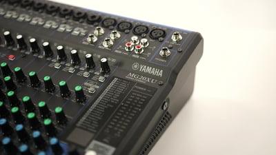 Yamaha MG20XU