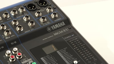 Yamaha MG16XU
