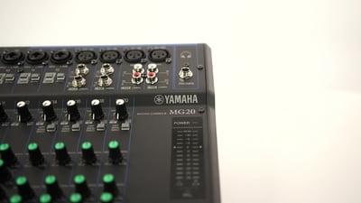 Yamaha MG20