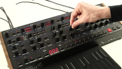 Dave Smith & Tom Oberheim OB-6 Modul