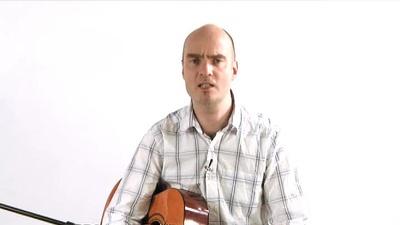 Harley Benton CG300CE-NT Konzertgitarre